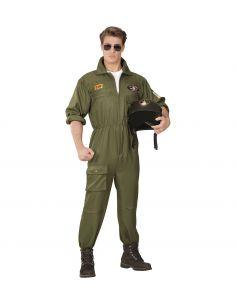Disfraz de Piloto de Combate Tienda de disfraces online - venta disfraces