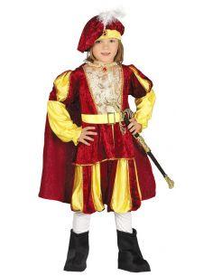Disfraz Príncipe para Niño Tienda de disfraces online - venta disfraces
