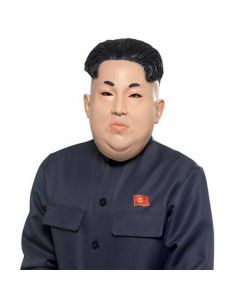 Máscara Dictador Coreano Tienda de disfraces online - venta disfraces