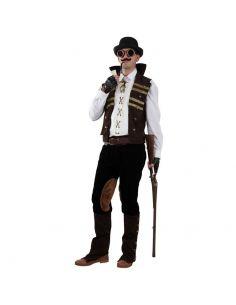 Disfraz Steampunk para hombre Tienda de disfraces online - venta disfraces