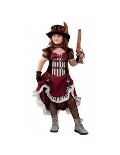 Disfraz de Steampunk para niña Tienda de disfraces online - venta disfraces