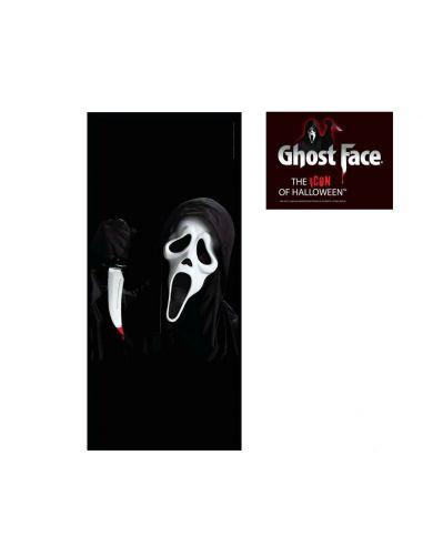 Mural de decoración Ghost Face Tienda de disfraces online - venta disfraces