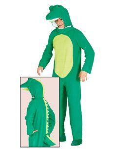 Disfraz de Cocodrilo Adulto Tienda de disfraces online - venta disfraces