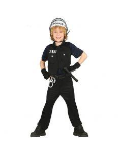Disfraz Policia Swat para niño Tienda de disfraces online - venta disfraces