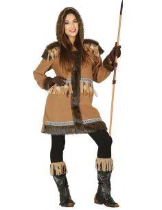 Disfraz Eskimo Nalu para Mujer Tienda de disfraces online - venta disfraces