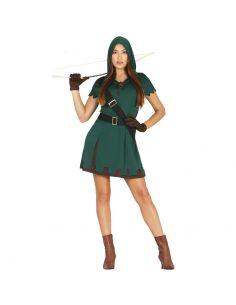 Disfraz Cazadora adulta Tienda de disfraces online - venta disfraces