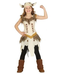 Disfaz Vikinga para niña Tienda de disfraces online - venta disfraces