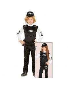 Disfraz Policia FBI infantil Tienda de disfraces online - venta disfraces