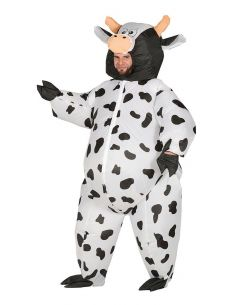 Disfraz de Vaca Hinchable Tienda de disfraces online - venta disfraces