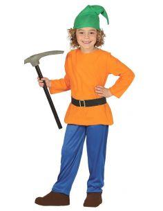 Disfraz de Enanito del bosque infantil Tienda de disfraces online - venta disfraces