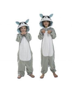 Disfraz de Lobo Ojos grandes infantil Tienda de disfraces online - venta disfraces