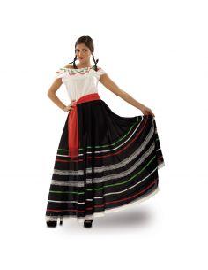 Disfraz Mejicana Mujer Tienda de disfraces online - venta disfraces