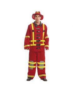 Disfraz Bombero Hombre Tienda de disfraces online - venta disfraces