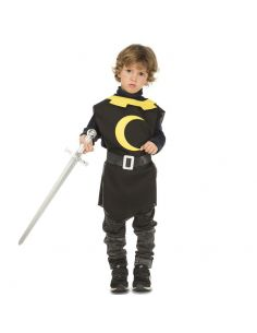 Peto Medieval Negro Infantil Tienda de disfraces online - venta disfraces