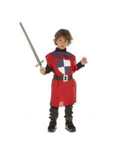 Peto Medieval Rojo Infantil Tienda de disfraces online - venta disfraces