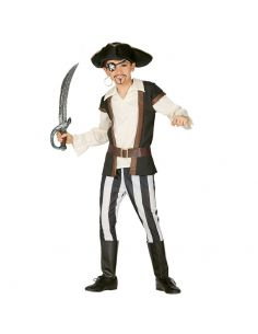 Disfraz Pirata Sanguinario Infantil Tienda de disfraces online - venta disfraces