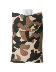 Botella en Bolsa de Camuflaje Tienda de disfraces online - venta disfraces