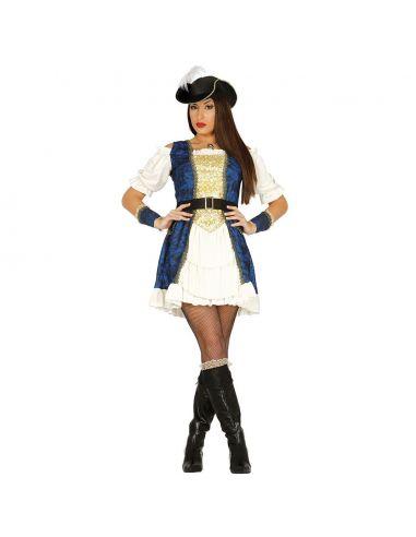 Disfraz Pirata Lujo Para Mujer Tienda De Disfraces Online Envi