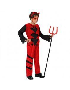 Disfraz de Demonio para Niño Tienda de disfraces online - venta disfraces