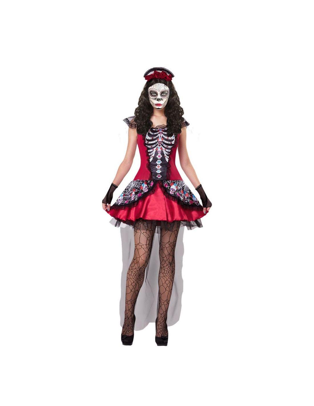 disfraz día de los muertos para mujer tienda de disfraces online