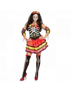 Disfraz Día de los Muertos para adulta Tienda de disfraces online - venta disfraces