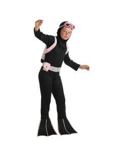 Disfraz Buceadora Infantil Tienda de disfraces online - venta disfraces