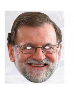 Careta Mariano Rajoy Tienda de disfraces online - venta disfraces