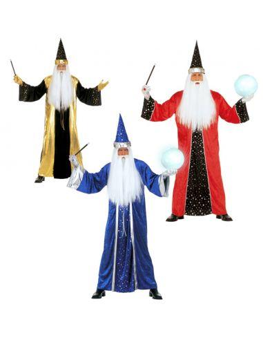 Disfraz de Mago Merlín XL Tienda de disfraces online - venta disfraces