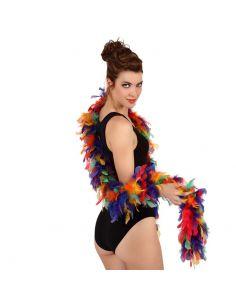 Boa Multicolor Tienda de disfraces online - venta disfraces