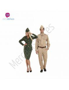 Disfraces grupo militares adultos Tienda de disfraces online - venta disfraces
