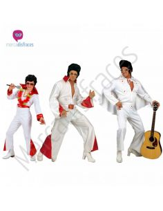 Disfraces grupo Elvis