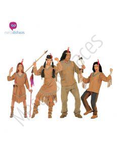 Disfraces grupos Indios originales Tienda de disfraces online - venta disfraces