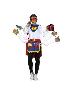Disfraz de Super Mamá Tienda de disfraces online - venta disfraces