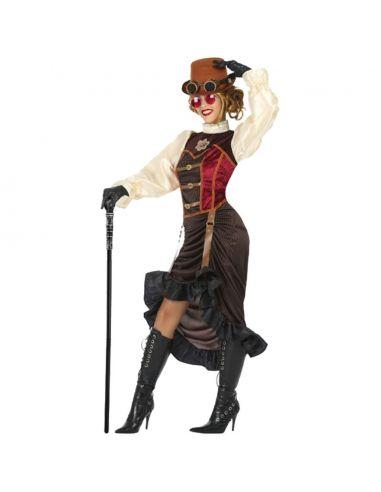 Disfraz Steampunk para mujer Tienda de disfraces online - venta disfraces