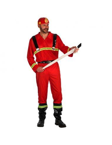Disfraz de Bombero para hombre Tienda de disfraces online - venta disfraces