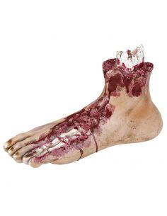 Pie Zombie Desgarrado Tienda de disfraces online - venta disfraces