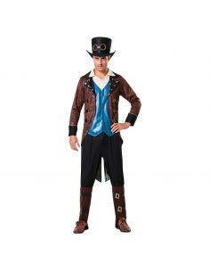 Disfraz Steampunk Sombrero De Copa para hombre Tienda de disfraces online - venta disfraces