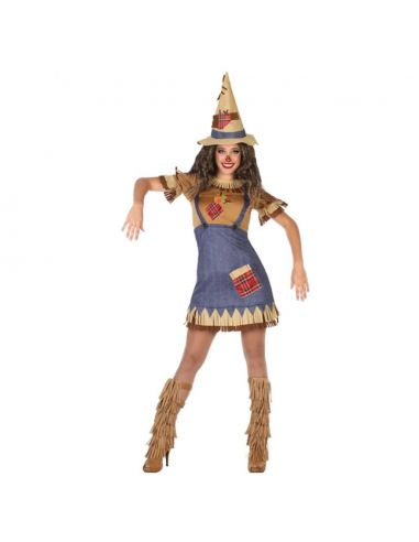 Disfraz Espantapájaros para mujer Tienda de disfraces online - venta disfraces
