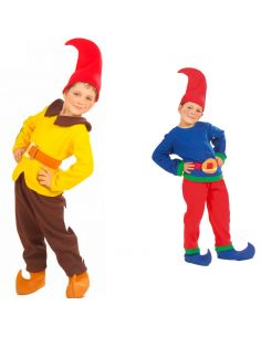 Disfraz de Gnomo para niño Tienda de disfraces online - venta disfraces