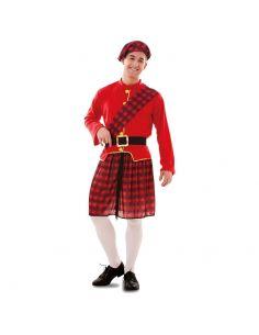 Disfraz Escoces para hombre Tienda de disfraces online - venta disfraces