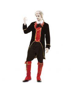 Disfraz Vampiro Barroco para hombre Tienda de disfraces online - venta disfraces