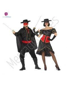 Disfraces Grupos Zorro Tienda de disfraces online - venta disfraces