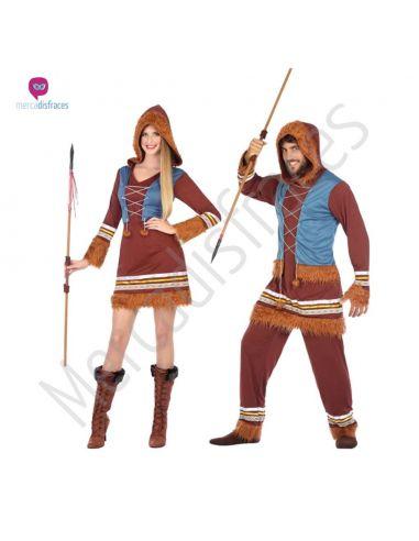Disfraces Grupos Esquimales Tienda de disfraces online - venta disfraces