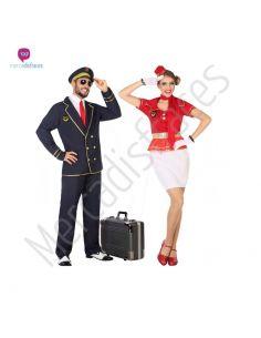 Disfraces Grupos Pilotos y Azafatas Tienda de disfraces online - venta disfraces