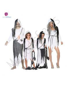 Disfraces Grupos Fantasmas Blancos Tienda de disfraces online - venta disfraces