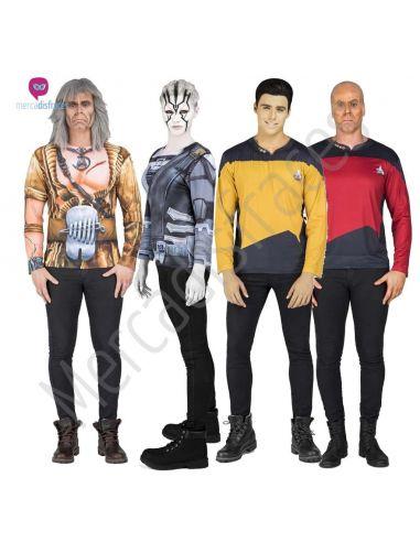 Disfraces Grupos Star Trek Tienda de disfraces online - venta disfraces