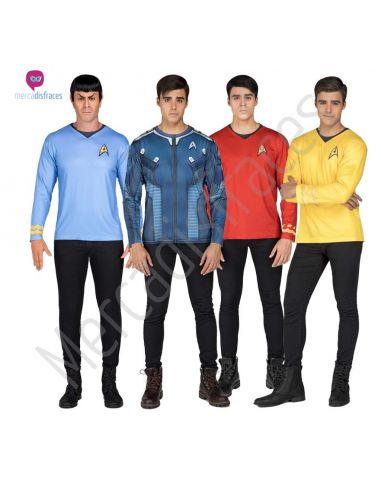 Disfraces Grupos Star Trek Hombre Tienda de disfraces online - venta disfraces