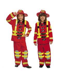Disfraz de Bombero Rojo para infantil Tienda de disfraces online - venta disfraces