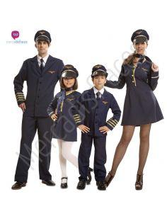Disfraces Grupos Pilotos Tienda de disfraces online - venta disfraces