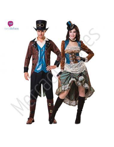 Disfraces Grupos Steampunk Originales Tienda de disfraces online - venta disfraces
